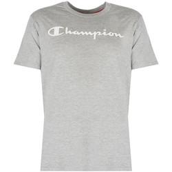 Oblačila Moški Majice s kratkimi rokavi Champion  Siva