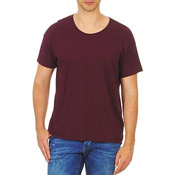 Oblačila Ženske Majice s kratkimi rokavi American Apparel RSA0410 Bordo