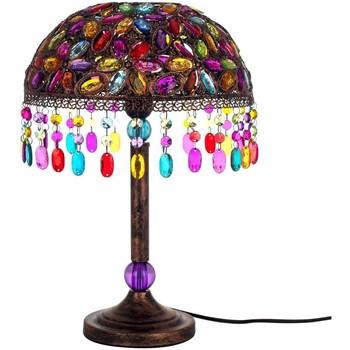 Dom Namizne svetilke Signes Grimalt Namizna Svetilka Set 2U Multicolor