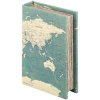 Dom Kovčki in škatle za shranjevanje Signes Grimalt Knjižna Škatla Azul