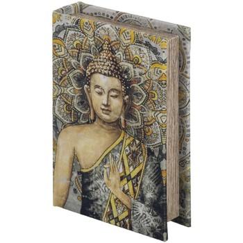 Dom Kovčki in škatle za shranjevanje Signes Grimalt Knjižna Škatla Multicolor