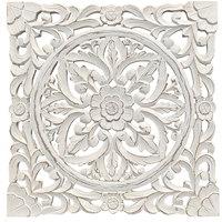 Dom Slike, platna Signes Grimalt Wall Ornament. Blanco