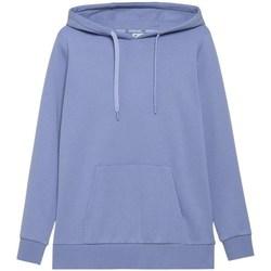 Oblačila Ženske Puloverji 4F BLD352 Modra