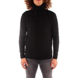 Oblačila Moški Puloverji Blauer 21WBLUM04142006088 BLACK