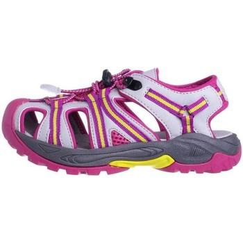 Čevlji  Otroci Sandali & Odprti čevlji Cmp Aquarii Hiking Bela, Roza