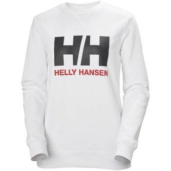 Oblačila Ženske Puloverji Helly Hansen HH Logo Bela