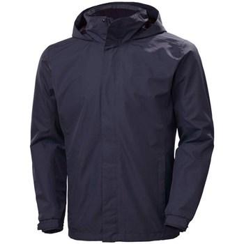 Oblačila Moški Vetrovke Helly Hansen Team Dubliner Jacket Mornarsko modra