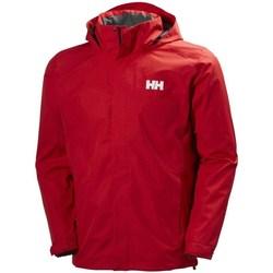 Oblačila Moški Vetrovke Helly Hansen Dubliner Jacket Rdeča