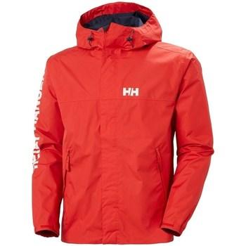Oblačila Moški Vetrovke Helly Hansen Ervik Jacket Rdeča