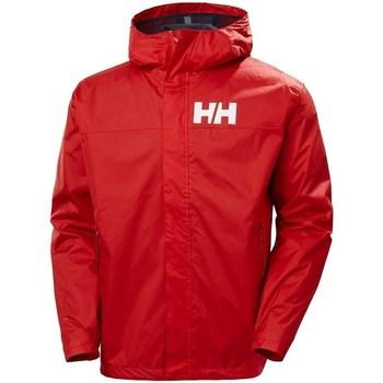 Oblačila Moški Vetrovke Helly Hansen Active 2 Jacket Rdeča