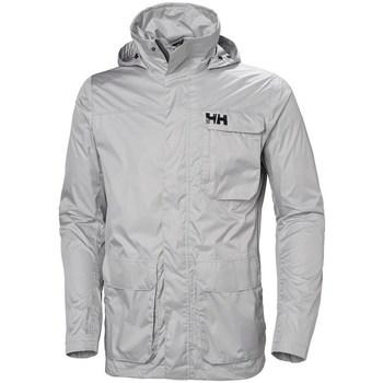 Oblačila Moški Vetrovke Helly Hansen Urban Utility Jacket Siva