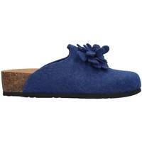 Čevlji  Ženske Nogavice Bionatura 12CANAZ-FI-FLB88 BLUE