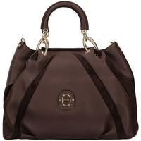 Torbice Ročne torbice Nannini 16801 BROWN