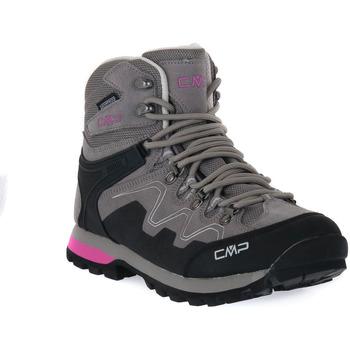 Čevlji  Moški Tek & Trail Cmp U739 ATHUNIS MID W Grigio