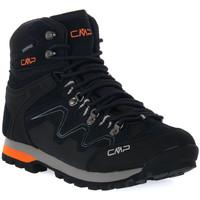 Čevlji  Moški Tek & Trail Cmp U423 ATHUNIS MID W Grigio