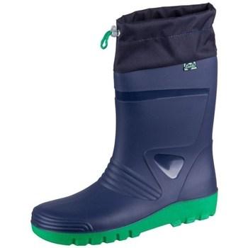 Čevlji  Otroci škornji za dež  Lurchi Percy Mornarsko modra