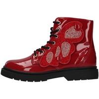 Čevlji  Deklice Polškornji Lelli Kelly LK4540 RED