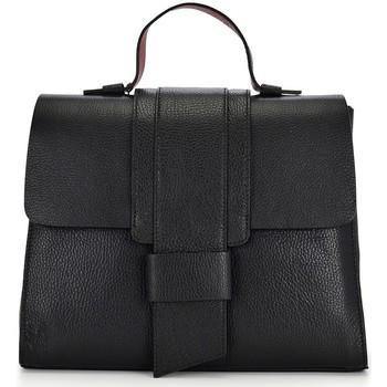 Torbice Ženske Ročne torbice Vera Pelle 9210000267797 Rjava
