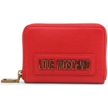 Torbice Ženske Denarnice Love Moschino JC5624PP1BLK0500 Rdeča