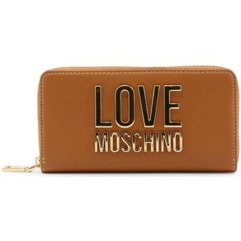 Torbice Ženske Denarnice Love Moschino JC5611PP1DLJ020A Rjava
