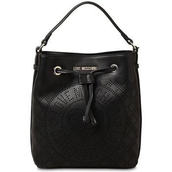 Torbice Ženske Ročne torbice Love Moschino JC4216PP0CKB100A Črna