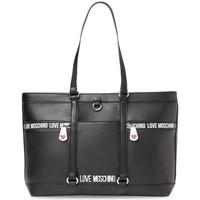 Torbice Ženske Nakupovalne torbe Love Moschino JC4148PP1DLD0000 Črna