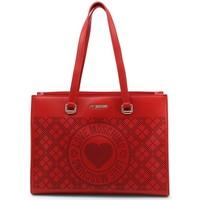 Torbice Ženske Nakupovalne torbe Love Moschino JC4211PP0CKB150A Rdeča