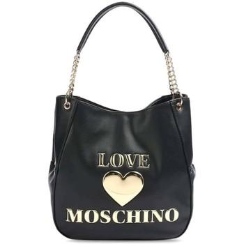 Torbice Ženske Ročne torbice Love Moschino JC4169PP1DLF0000 Črna