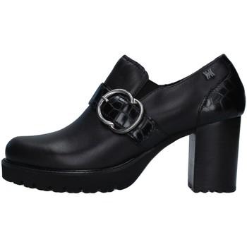 Čevlji  Ženske Mokasini CallagHan 21932 BLACK
