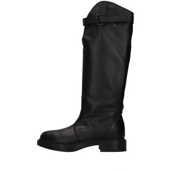 Čevlji  Ženske Mestni škornji    Janet&Janet 02150 BLACK