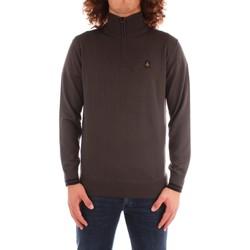 Oblačila Moški Puloverji Refrigiwear M27300M-A9T010 ANTHRACITE