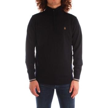 Oblačila Moški Puloverji Refrigiwear M27300M-A9T010 BLUE