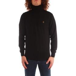 Oblačila Moški Puloverji Refrigiwear M25700M-A9T010 BLACK