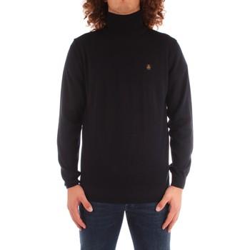 Oblačila Moški Puloverji Refrigiwear M25700M-A9T010 BLUE
