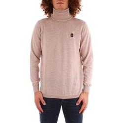 Oblačila Moški Puloverji Refrigiwear M25700M-A9T010 BEIGE