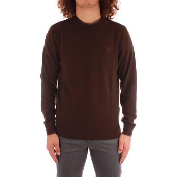 Oblačila Moški Majice z dolgimi rokavi Trussardi 52M00519 0F000571 BROWN