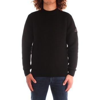 Oblačila Moški Puloverji Roy Rogers A21RRU507C1001XXXX BLACK