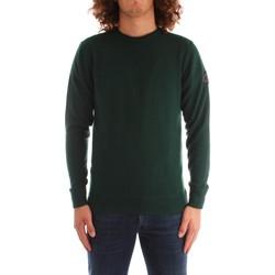 Oblačila Moški Puloverji Roy Rogers A21RRU502C733XXXX GREEN