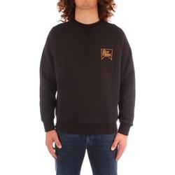 Oblačila Moški Puloverji Roy Rogers A21RRU351CB37XXXX BLACK