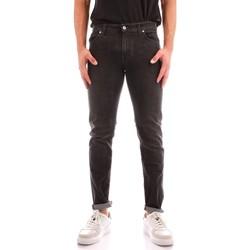 Oblačila Moški Jeans straight Roy Rogers A21RRU075N0551879 BLACK
