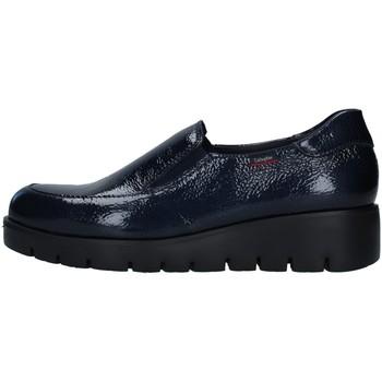 Čevlji  Ženske Mokasini CallagHan 89878 BLUE