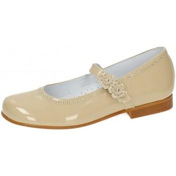 Čevlji  Deklice Balerinke Bambinelli 25775-18 Kostanjeva