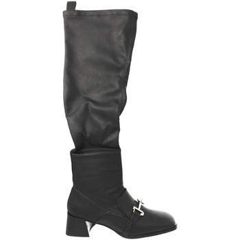 Čevlji  Ženske Škornji Jeannot  Negro
