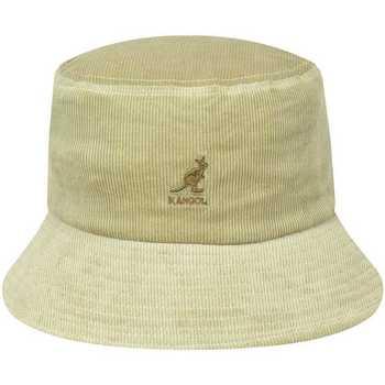 Tekstilni dodatki Moški Klobuki Kangol Bob  Cord beige