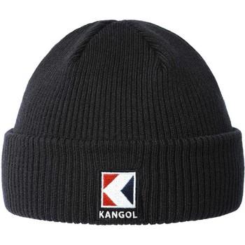 Tekstilni dodatki Dečki Kape Kangol Bonnet  Service K noir