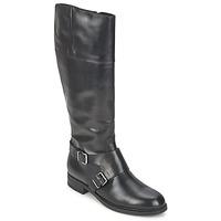 Čevlji  Ženske Mestni škornji    Carvela WAX Črna
