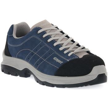 Čevlji  Moški Nizke superge Grisport MONZA S1 P SRC Blu
