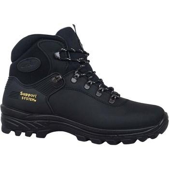 Čevlji  Moški Pohodništvo Grisport 14502D10G Črna