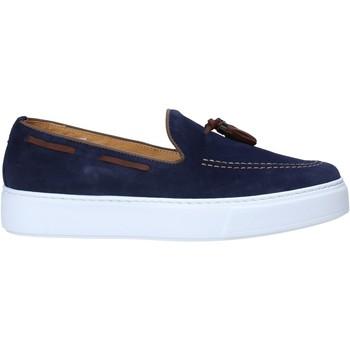 Čevlji  Moški Mokasini Exton 511 Modra