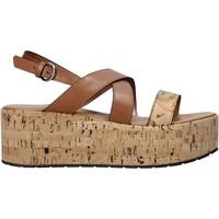 Čevlji  Ženske Sandali & Odprti čevlji Alviero Martini E095 578A Rjav